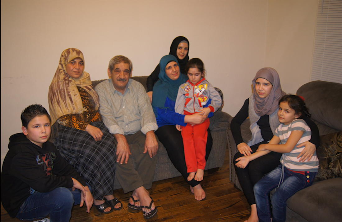 Video Fleeing War A Syrian Family Makes A New Home In