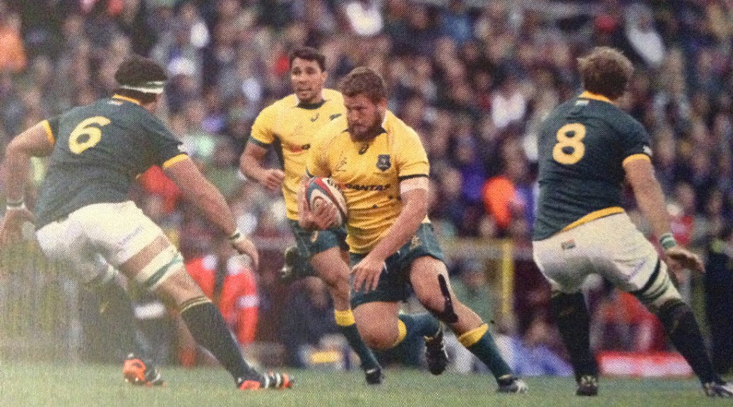 Chicago will once again host one of the world's best rugby clubs when the Australian Wallabies come to Soldier Field on Sept. 5 to play the USA Eagles. (Australia national rugby union team/Courtesy)