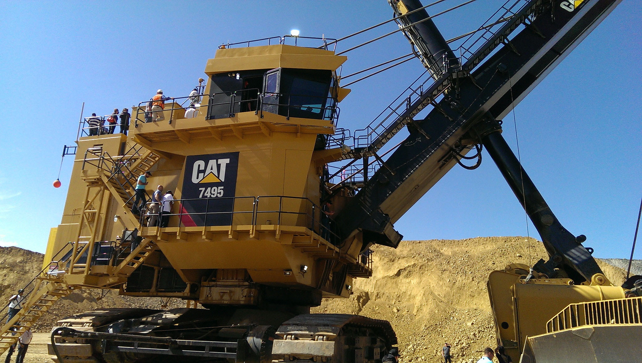 Ailing markets signal hard times ahead for caterpillar for Northwestern industries