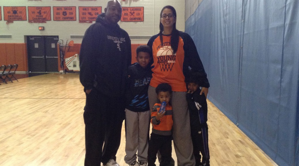 Meet The Irvins The South Side S Basketball Dynasty