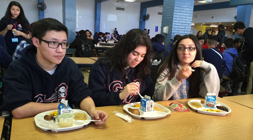 Students Cooking Competition Reimagines Healthy Menus in Chicago