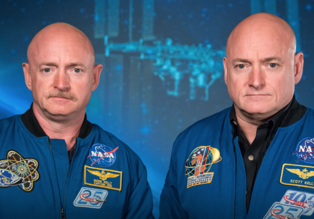 The freeze-dried food diet: What Scott Kelly's year in ...