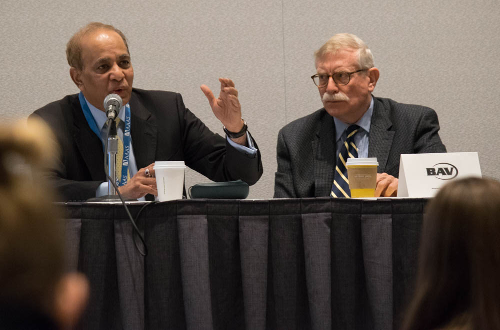 AAAS policy panel
