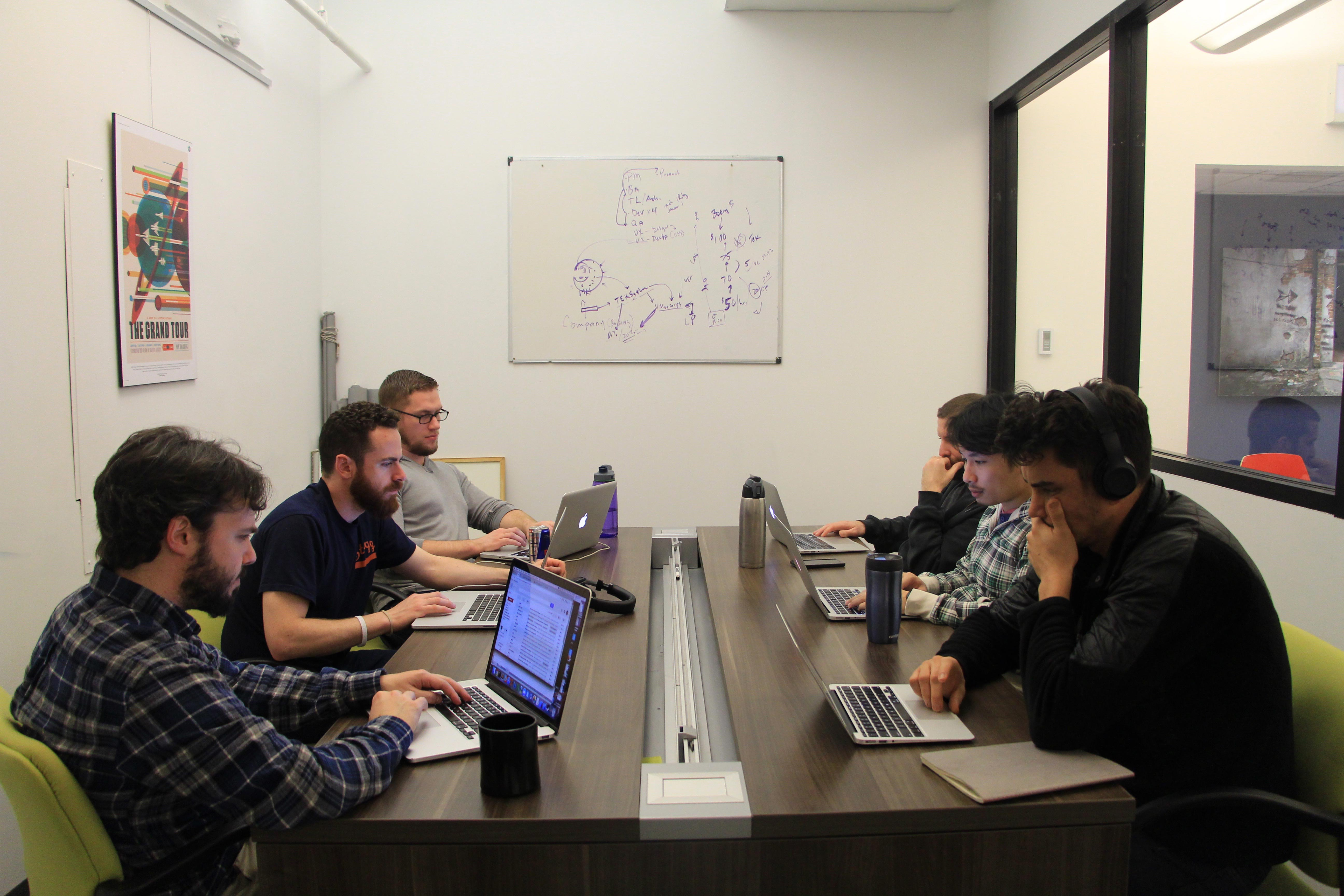 Part Time Instructor Ben Golden Left A Software Engineer At Cultivate Labs Inc Helps Group Of