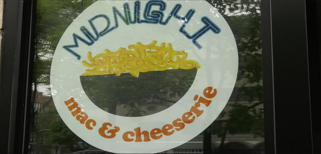 Midnight Mac and Cheeserie