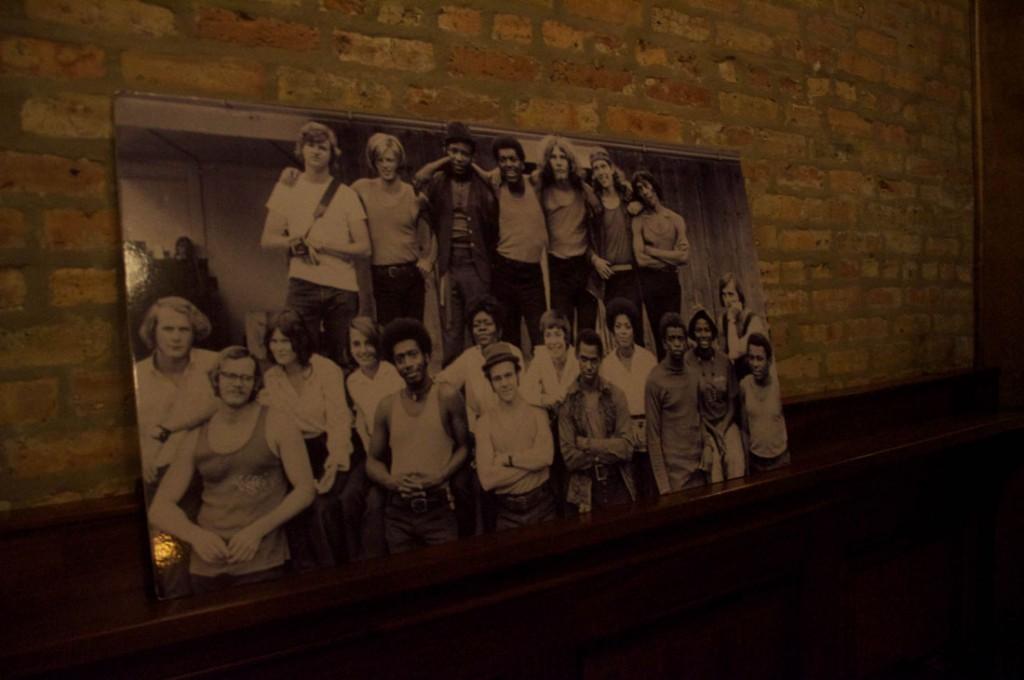 Free Street ensemble 1972