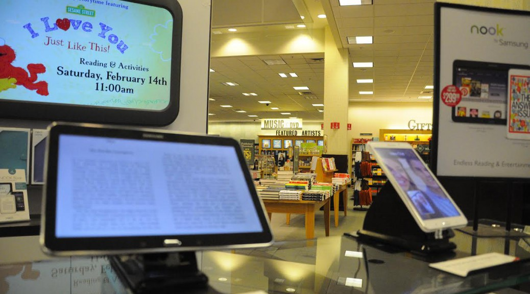 Barnes and Noble's Nook