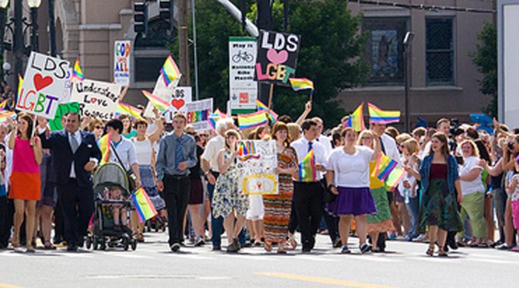 Mormon homosexuality view