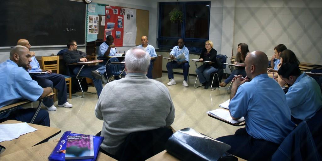 Language Partners class