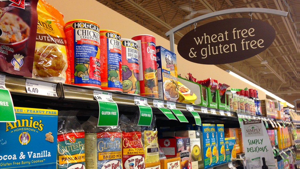 The gluten free fad is a double edged sword for those with celiac disease - with it comes more available products, but also the stigma that eating gluten free is foolish.