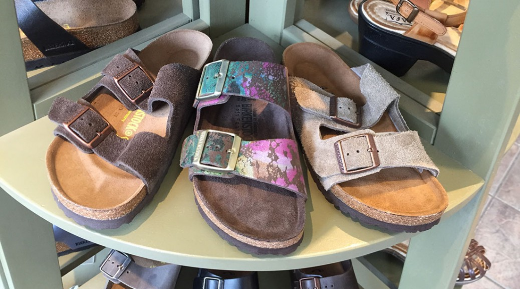 53d64c2215f3 Birkenstock trend shows no sign of letting up