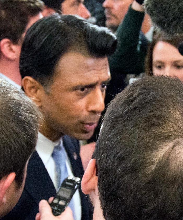 Jindal at GOP Debate