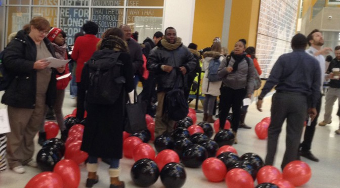 Malcolm X College Student Grand Opening