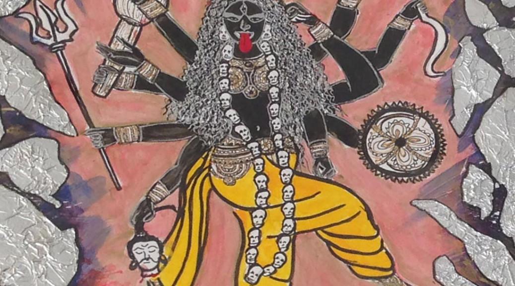 """""""Goddess Kali"""""""