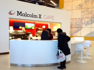 Malcolm X College Cafe