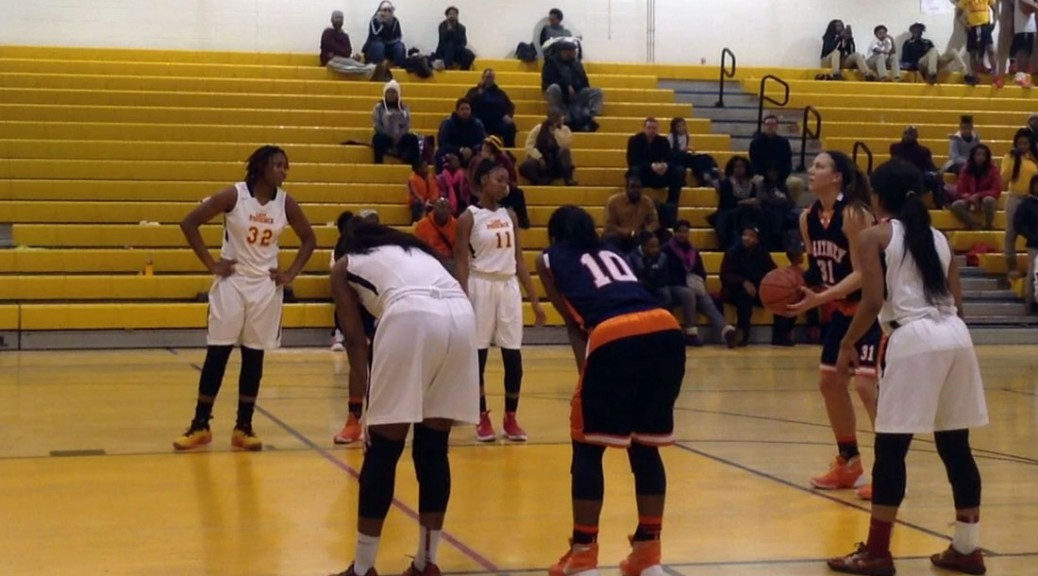 Whitney Young's free throws