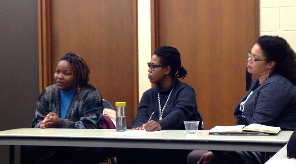 Black Women Social Justice Panel