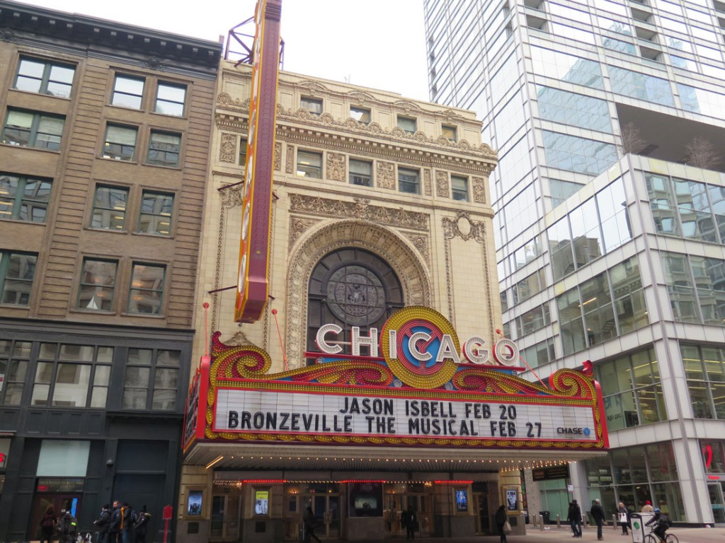 """""""Bronzeville The Musical"""" at the Chicago Theater"""