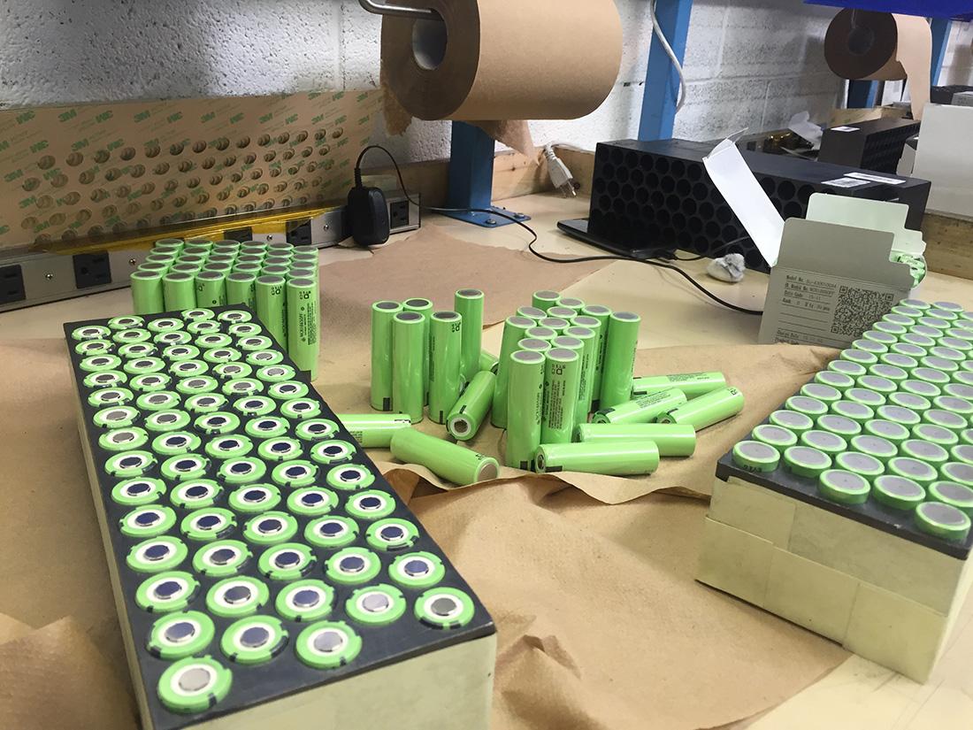 AllCell battery material