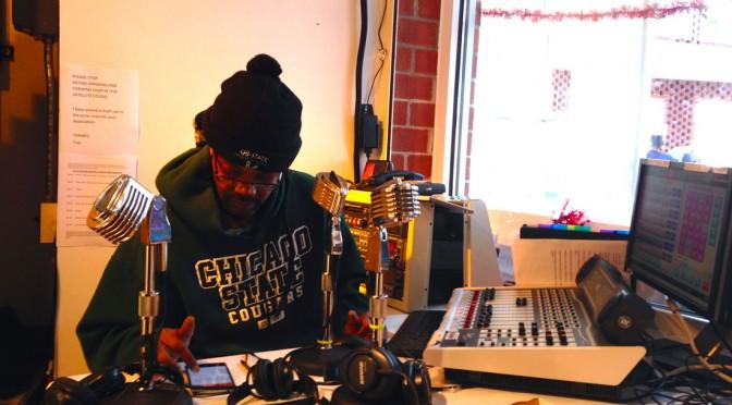 Felix Mitchell Radio Prep WCSU