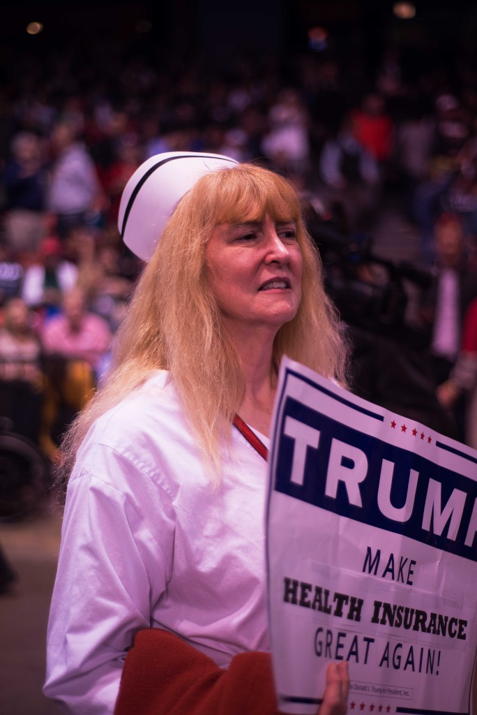 Meet some of Trump's supporters | Medill Reports Chicago