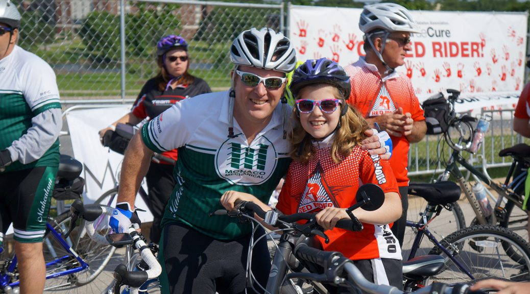 A Ride Worth Taking: Family Raises Big Money for Type 1 Diabetes