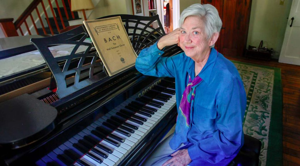 Poet and musician Ellen Bryant Voigt