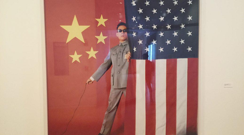 "Tseng Kwong Chi's ""East Meets West Manifesto"""