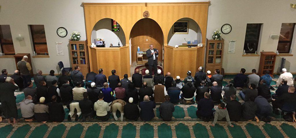 Milwaukee Wisconsin Mosque