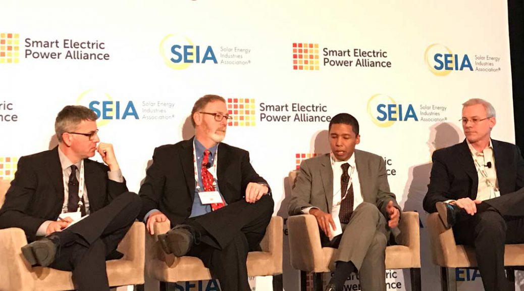 Experts talked at the Solar Power PV Conference in Chicago a day after the election.