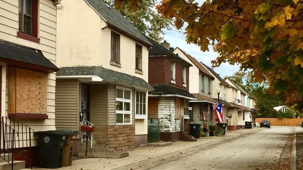 Marktown houses