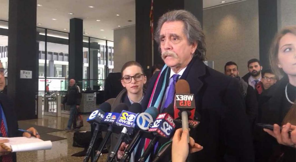 Chicago Based Attorney of Syrian national Dr. Amer al Homssi