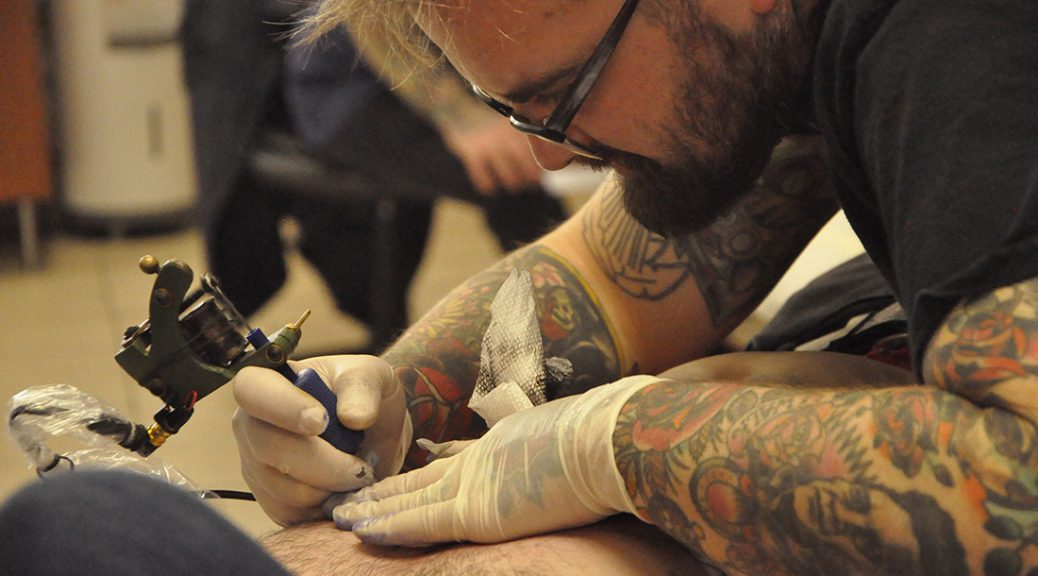 Photos: Is the tattoo parlor the new barbershop? | Medill Reports ...