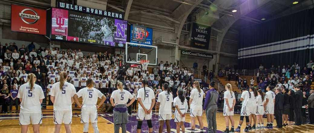 College Athletes Learn To Ask For Help With Mental Health Medill