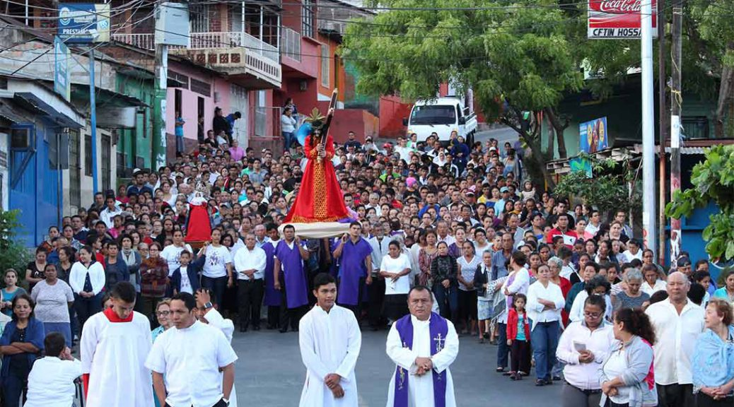 procession-coming-down-hill