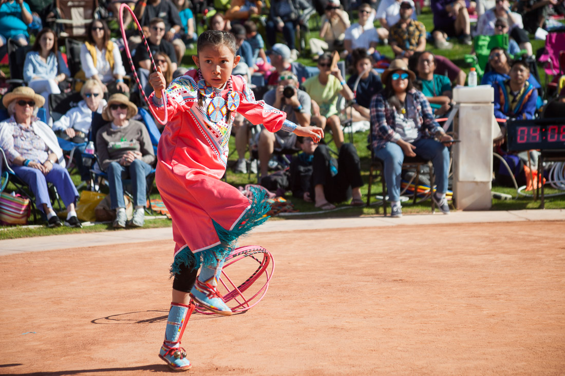 Kailayne Jensen, Navajo, Maricopa