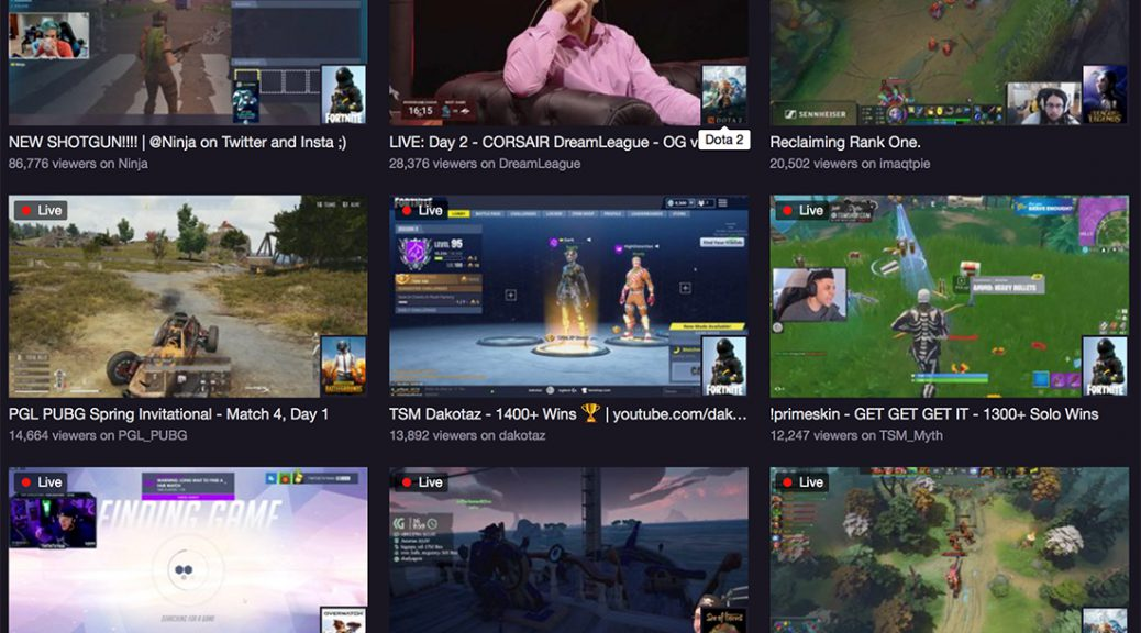 Twitch gamers hope new community guidelines will combat online