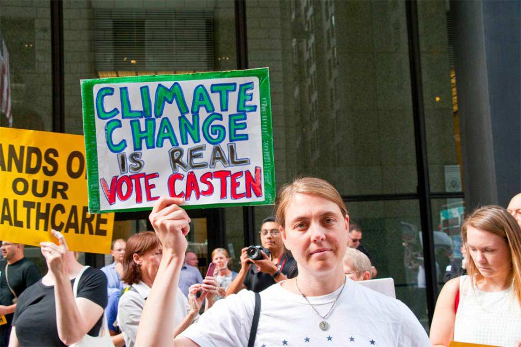 Pro-Science Protestors