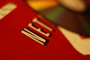 Netflix DVD return envelope