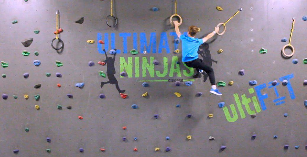 Ultimate Ninjas Wall